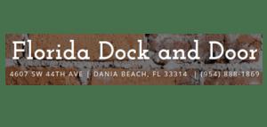 Florida Dock and Door