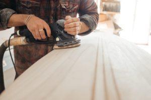 Carpenter Sanding Panel