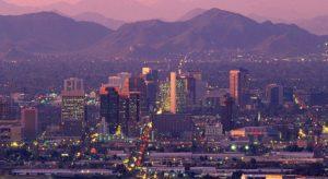 Phoenix Az Skyline